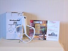 New In Box Kitchen Aid Professional 5 Quart White Coated Beater Paddle K5AB