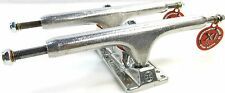 New Stage 11 Independent 215 Silver/silver 6 hole plate Skateboard Trucks
