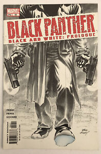 Black Panther #50 - 1st App Kevin Cole - Marvel Comics