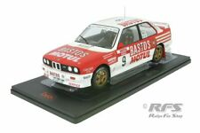 Bmw m3 e30 costureras Rally Tour de Corse 1988 francois chatriot 1:18 Ixo nuevo