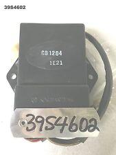 SUZUKI  RGV 250 VJ22  1991  CDI UNIT  OEM  LOT39  39S4602 - M647