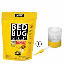 Best Bed Bug Killer w/ Pump Applicator for Hard to Reach Areas (2lb)