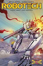 (2017) TITAN COMICS ROBOTECH #1 COMIC POP EXCLUSIVE VARIANT COVER! LTD TO 500!