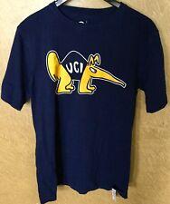 Uci Univ. Cal-Irvine Anteaters Tshirt Medium 100% Cotton (fair wage)