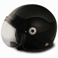 Origine O528 Pilota 3/4 Helmet (Black, Small)