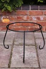 Steel Stand for Large Mexican Chimenea Chiminea Chimnea Heater Fire Bowl 31x28cm