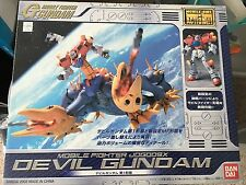 Bandai Ultimate Dark (Devil) Gundam Action Figure MSIA Lot Mobile Fighter