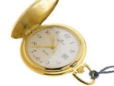 Lorenz orologio tasca placcato oro giallo con coperchio 11444AA pocket watch