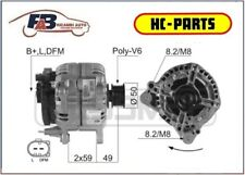 ALTERNATORE VW GOLF NEW BEETLE POLO LUPO FOX SEAT IBIZA 1.4cc 1.6cc - CA1542IR