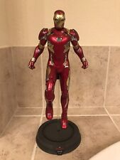 Iron Man Civil War Hot Toys Power Pose Mark XLVI