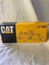 NZG No. 167 Radlader Cat 988 B Wheel Loader 1/50 Scale Die Cast Model NIB