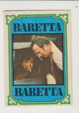 Monty Gum trading card 1978 TV Series: Baretta #2