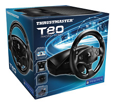 Thrustmaster T80 Racing Wheel with Pedals, PlayStation 4 & 3 Black™