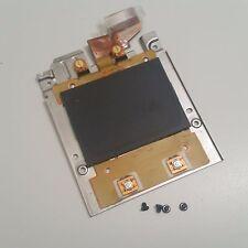 Dell Latitude D800 Touchpad mit Halterung und Kabel