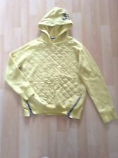Boys Aged 11-12 Years Yellow Hoodie From Zara Boys