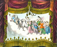 ☆ VINTAGE PAPER MODEL TOY THEATRES ☆ PRINT, CUT & MAKE ☆ 100's Sheets on Disc ☆
