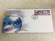 (JC) Malaysia FDI World Dental Congress 2001 - FDC #2