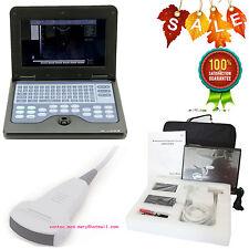 Ordinateur portable CE numérique Echographie Scanner machine CONVEX 3.5MHz