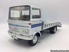 MERCEDES lp608 MARTINI PORSCHE CARRO ATTREZZI ARGENTO - 1:18 Premium ClassiXXs NUOVO