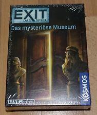 EXIT – Das Spiel -> Das mysteriöse Museum - NEU