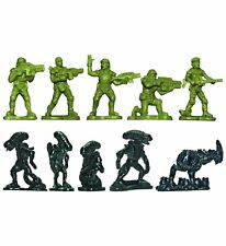 Aliens vs Colonial Marines Plastic Army Men 10-Pack