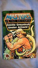 Castle Grayskull Under Attack by John Grant(Hardback,1984)Master of the universe