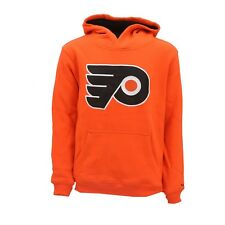 Philadelphia Flyers Official NHL Reebok Kids Youth Size Hooded Sweatshirt New