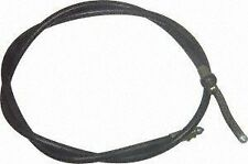 Wagner BC110148 Parking Brake Cable, Rear LT-RT Fits Ford & Mercury 1984 To 1994
