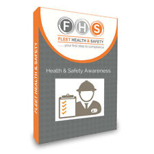 Health & Safety Awareness 2018 Powerpoint Training Course on USB Memory Stick