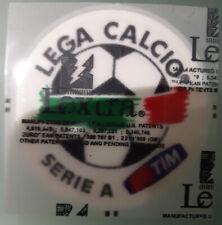 Toppa Patch Lega Calcio Serie A TIM 20030405060708 coppa italia supercoppa