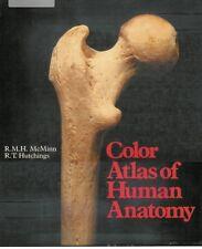 Color Atlas Of Human Anatomy R.M.H. McMinn & R. T. Hutchings
