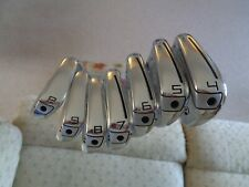 Taylormade P790 left handed irons 4-PW Dynamic Gold R300