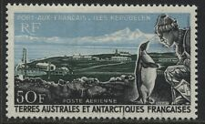 French Southern Antarctic Territory 1968 50 cents Airmail mint o.g. (JD)