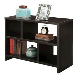 Convenience Concepts Northfield Console Bookcase, Espresso - 111085A