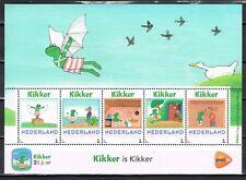 Nederland 3012-Ab-1 Postzegelvel Max Velthuijs - Kikker is kikker