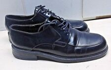 separation shoes daa66 a3b7d Lloyd Germany Sancho Größe 8.5 M Schwarz Leder Oxford Lace Kittelschürze  Schuhe ...