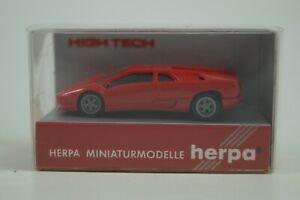 Herpa Modellauto 1:87 H0 Lamborghini Diablo Nr. 025423