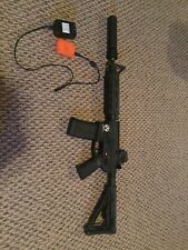 Full metal G&P electric air soft rifle m4