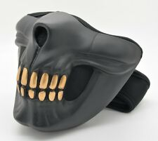 M02 Madmax Half Face Mask Filter Motorcycle Biker Cycling Ski Snowboard Winter