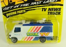 1994 Matchbox TV News Truck  #68   Combine Shipping