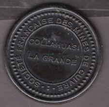 CHILE COOPER MINE TOKEN FICHA COLLAHUASI LA GRANDE $ 0.50