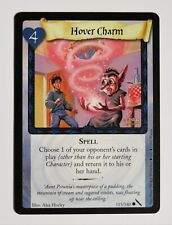 Harry Potter Hover Charm 115/140 Promo Trading Card Excellent Wizards Rare