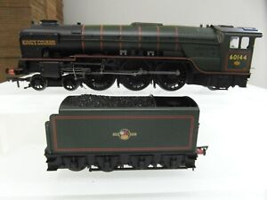 BACHMANN A1 PACIFIC KINGS COURIER 60144 BR GREEN LATE CREST MODEL 32-557