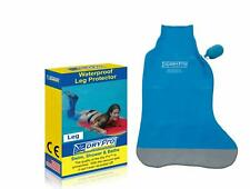 DryPro Waterproof Vacuum Sealed Half Leg Cast Cover, Small