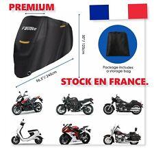 Housse Protection Moto Couverture Pluie Tissu Extérieur Hiver Imperméable Honda