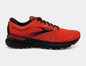 BROOKS Men's Running shoes Adrenaline GTS 21 Red BX12K3C186
