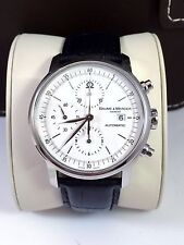 Baume Mercier Classima XL Executive Automatic Mens Chronograph Watch MOA08591