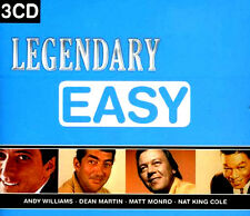 Easy 3cd Original Greatest Hits Frank Ifield Matt Monro Seekers Etc