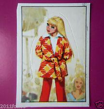 figurines prentjes cromos stickers picture cards figurine barbie 200 panini 1976