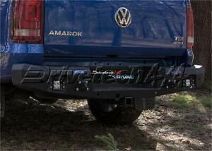 Drivetech 4x4 by RIVAL Aluminium Rear Bar fits VW Amarok DT-2D58061